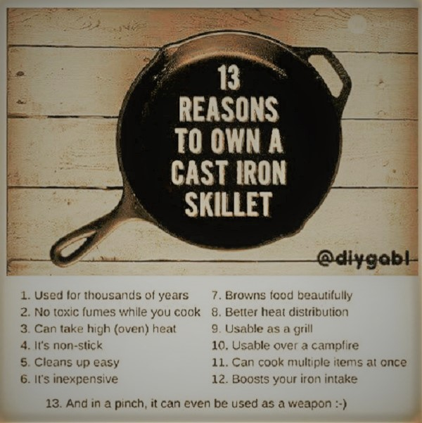 reasons-to-own-a-cast-iron-skillet